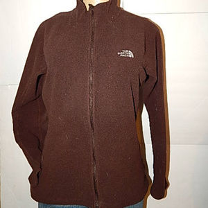 THE NORTH FACE  Fleece Jacket Women Size Med
